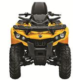 2013 Can-Am Outlander 500 DPS