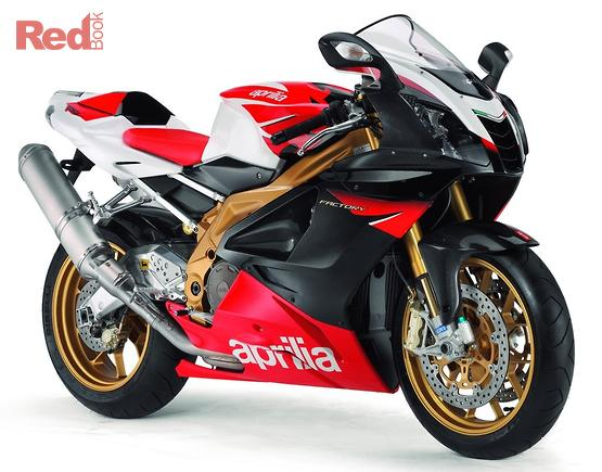 2009 Aprilia RSV 1000 R Motorcycle