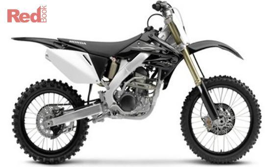all honda bike: 2009 Honda CRF250R (Limited Edition)