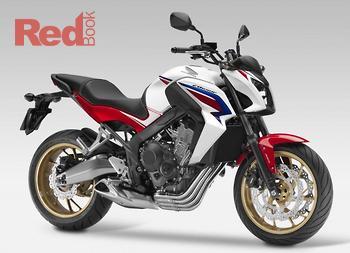 Honda CB650F ABS (CB650FA) 2014