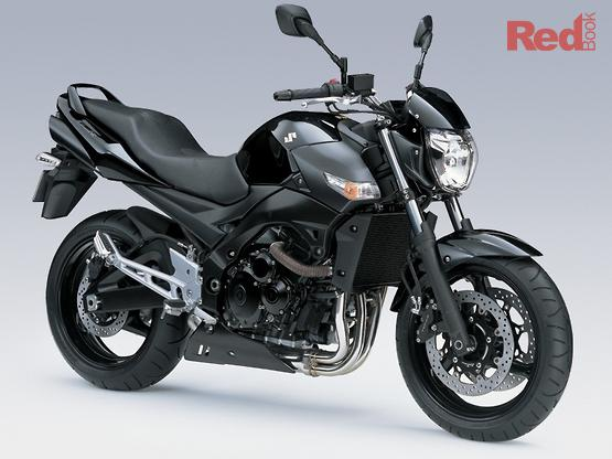 2009 Suzuki GSR600 Street Fighter