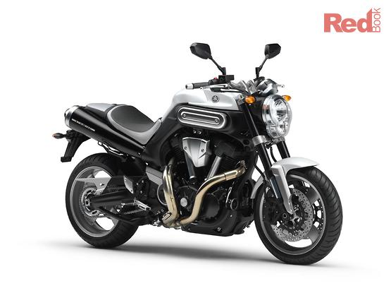 2009 Yamaha MT-01 Motorcycle