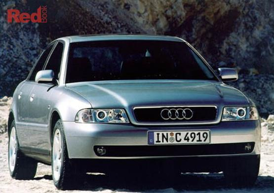 Audi A4 Redbook Value