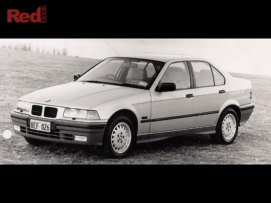 Used 1991 BMW 320i E36 For Sale with pictures view