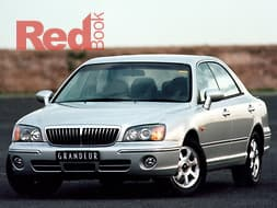 Reviews of Hyundai Grandeur XG (1999-2002) - Car Ratings, Rankings ...