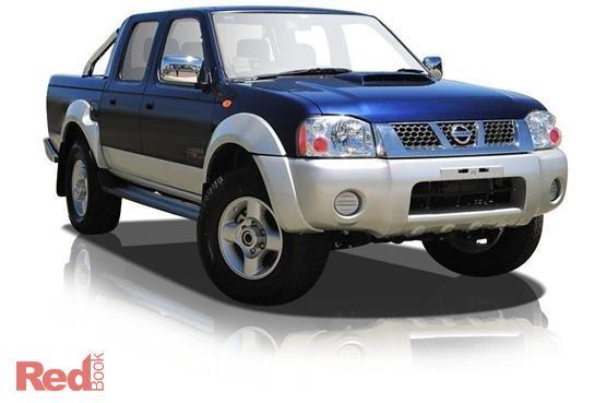 Nissan Navara D22 ST-R
