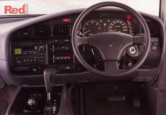 Toyota Landcruiser FZJ80R GXL