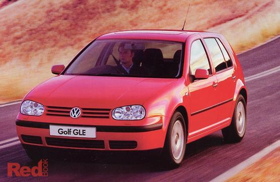 Volkswagen Golf 4th Gen SE