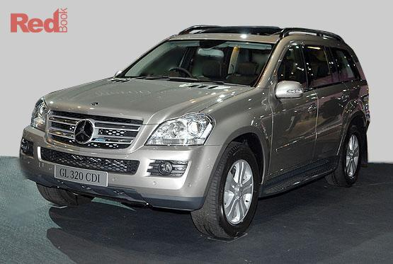 2008 mercedes benz gl320 cdi x164 owner review by arthur for Mercedes benz gl320 cdi