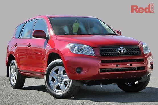 2007 toyota rav4 cv aca33r owner review by ian carsales. Black Bedroom Furniture Sets. Home Design Ideas