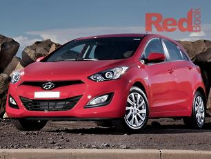 Hyundai i30 GD Active Hatchback 5dr 1.8i