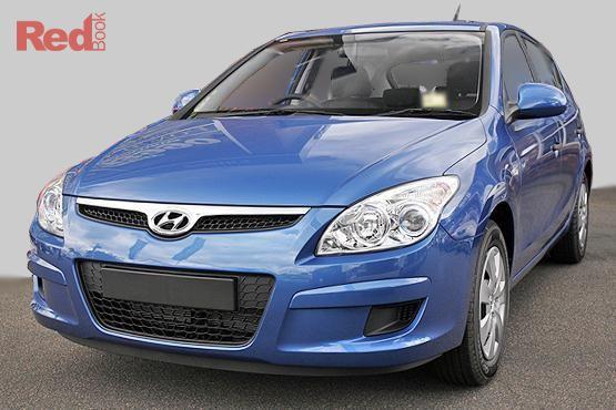2008 Hyundai i30 SX
