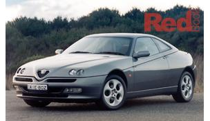 GTV Coupe Twin Spark