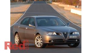 166 MY2006 Sedan Ti