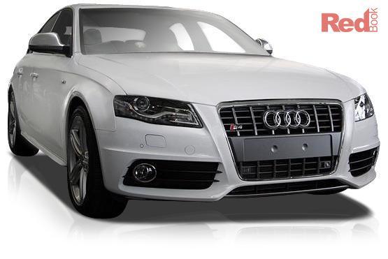 Audi S4 B8 2010