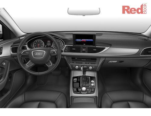 A6 4G TDI 2011 2.0DT Interior