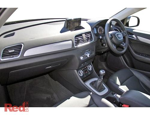 Q3 8U Wagon TDI