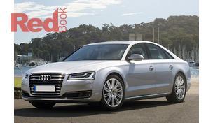 Audi A8 3.0 TDI Quattro D4 MY14 f1