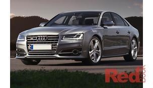 Audi S8 4.0 TFSI Quattro MY14 f1
