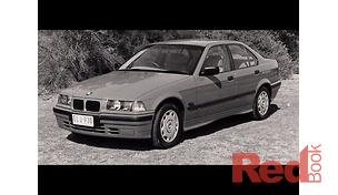 BMW 3 Series 1994 - E36 318i Sedan 4dr Man 5sp 1.8i | How ...