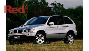 X5 E53 Wagon