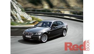 BMW 320i 2006 - E90 Sedan 4dr Man 6sp 2 0i   How Safe Is