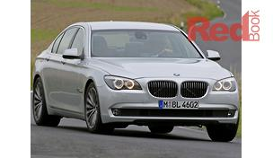 BMW 730d F01 2009 f1