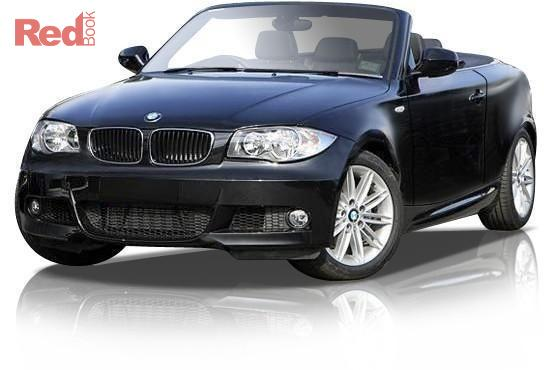 2010 BMW 1 Series E88 MY10 118d, Convertible 2dr Steptronic 6sp 2.0DT