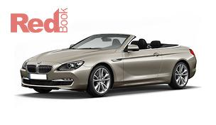 640i F12 (Aug) 2011 Conv Front
