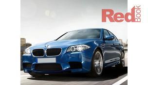 BMW M5 F10 MY12 Sedan  f1
