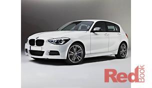 BMW M135i F20 2012 Hbk LHD_f1