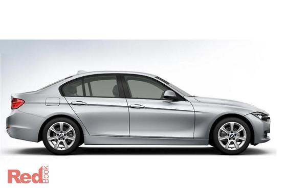 2013 BMW 320i F30 MY13.5, Sedan 4dr Spts Auto 8sp 2.0T