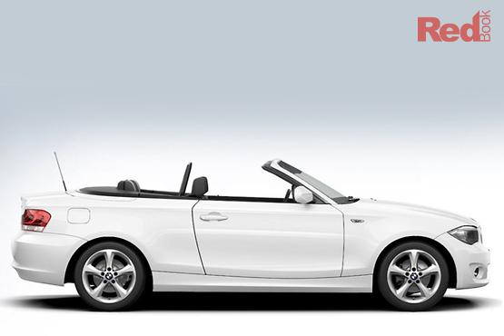 2013 BMW 118d E88 LCI MY13, Convertible 2dr Steptronic 6sp 2.0DT