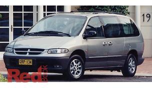 Grand Voyager RS Wagon SE
