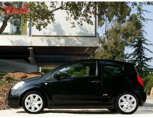C2 Hatchback VTR