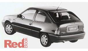 Cielo Hatchback GL
