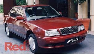 Applause A101B Sedan