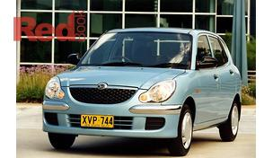 Sirion M100RS Hatchback