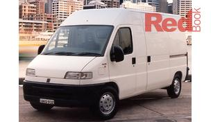 Ducato Van High Roof Maxi