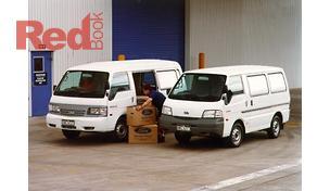 Econovan Van