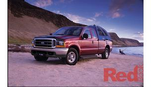 F250 Utility Extended Cab XLT