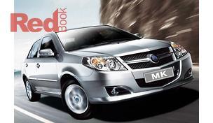 MK GL Sedan MY11 Front