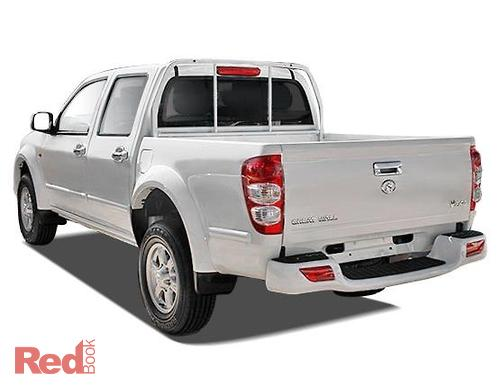 V240 K2 Utility Dual Cab Super Luxury
