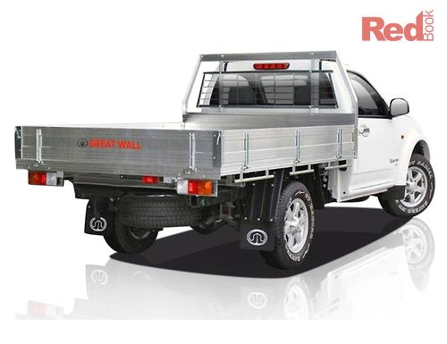 V200 K2 Cab Chassis Single Cab