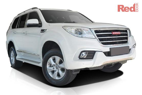 2016 Haval H9 Premium (NO Series)