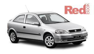 Astra TS MY03 Hatchback SXi
