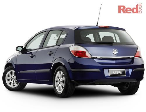 Astra Hatchback CD