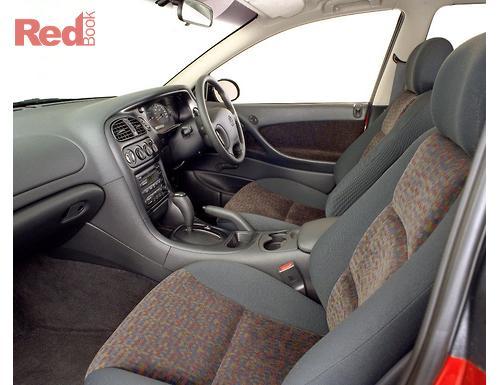 Commodore VX Sedan Executive