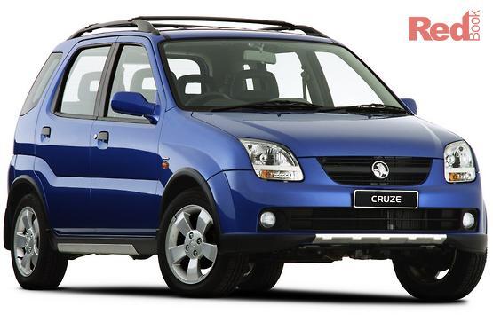 2003 Holden Cruze YG