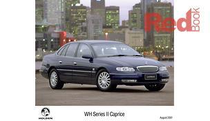 Caprice WH II Sedan